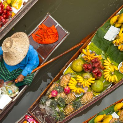 Take a Day Trip to Damnoen Saduak Floating Market