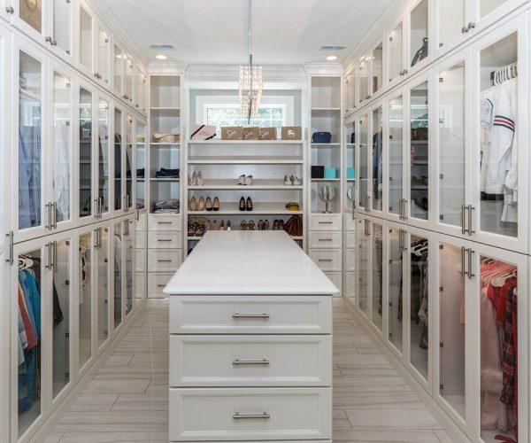 The Leading Italian Walk-in Closet Designers